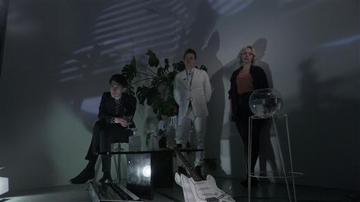 Bild för Stilla Havet, Amanda X, Silverkulten, 2019-09-28, Musikens Hus / Hängmattan Scen