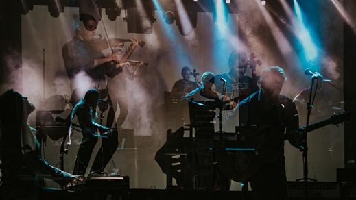 Bild för Árstíðir, 2019-11-29, Musikens Hus Stora Scen