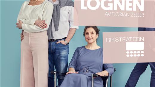 Bild för LÖGNEN  PREMIÄR, 2018-09-21, Riksteatern Hallunda