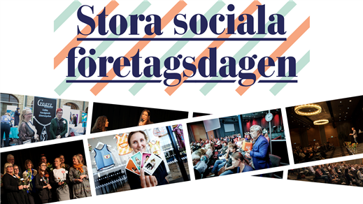 Bild för Stora Sociala Företagsdagen 2019, 2019-10-07, Världskulturmuseet