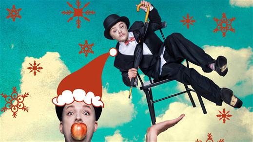 Bild för Familjelördag Deluxe - Julevent!: Totto, Otto &..., 2018-12-15, Landskrona Teater