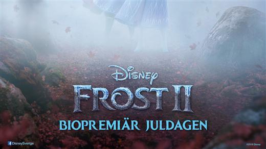 Bild för Frost 2 (Sv. tal) 2D, 2019-12-26, Bräcke Folkets hus