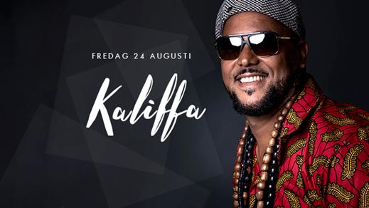 Bild för Kaliffa live 24 Augusti Hugo Nattklubb, 2018-08-24, Hugo Nattklubb