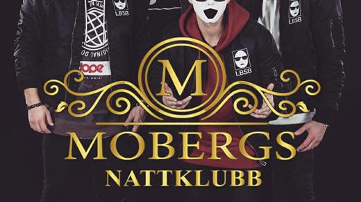 Bild för LBSB  -  MOBERGS - 24/3, 2018-03-24, Mobergs Nattklubb & Event