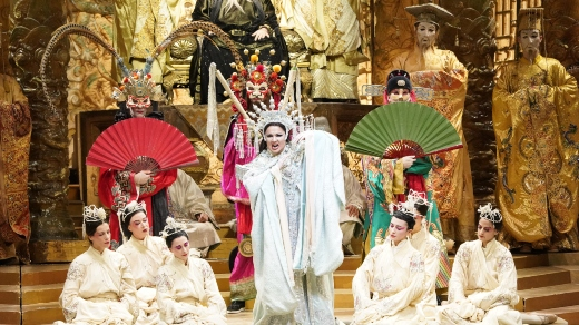 Bild för Turandot, 2022-05-15, Jönköpings Teater