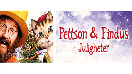 Bild för Pettson & Findus - Juligheter (Barntillåten Matiné, 2016-11-27, Biosalongen Folkets Hus