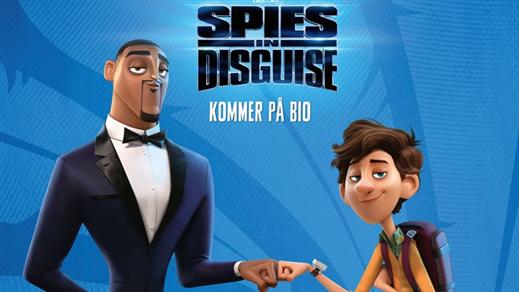Bild för Spies in Disguise (Sv. tal), 2020-02-02, Emmaboda Folkets Hus