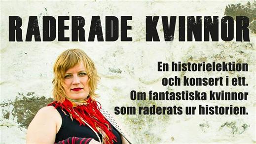 Bild för Raderade Kvinnor, 2018-03-03, Teatercaféet
