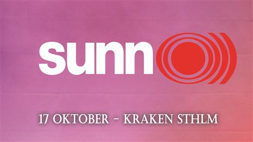 Bild för Sunn o))) i Stockholm, 2019-10-17, Kraken
