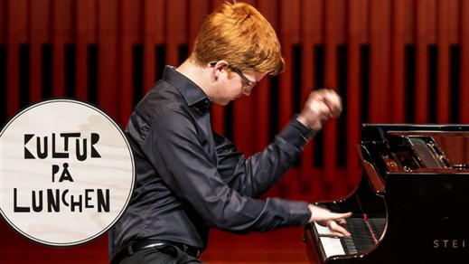 Bild för PIANOTALANGEN KOMMER HEM TILL SPIRA!, 2021-03-23, Konsertsalen i Spira