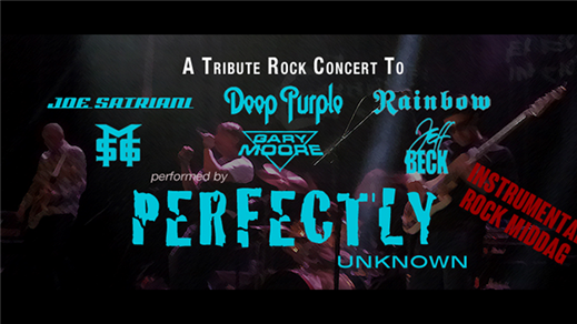 Bild för PERFECTLY UNKNOWN - Instrumental Rockmiddag, 2017-04-01, Charles Dickens Pub & Restaurang