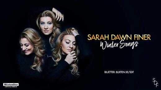 """Bild för Sarah Dawn Finer - """"Winter Songs"""", 2019-11-22, Conventum Kongress"""