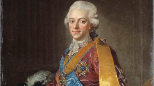 Bild för Gustav III - Teaterkungen, 2019-10-20, Temavisningar
