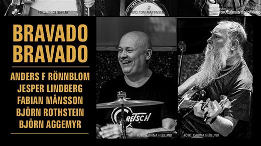 Bild för Anders F & Bravado Bravado, 2020-10-23, STÅ - Pintxos & Vänner