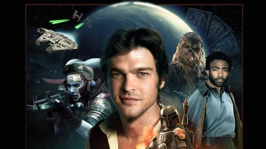 Bild för Solo: A Star Wars Story, 2018-05-23, Emmaboda Folkets Hus