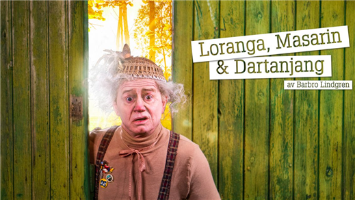 Bild för Loranga, Masarin & Dartanjang 16/3 kl. 14:00, 2019-03-16, Salong Stora Scenen, Västerbottensteatern