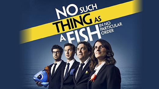 Bild för No Such Thing As A Fish, 2019-05-22, China Teatern