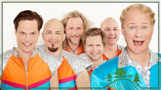 Bild för Rolandz | Parksnäckan, 2018-08-04, Parksnäckan, Stadsträdgården