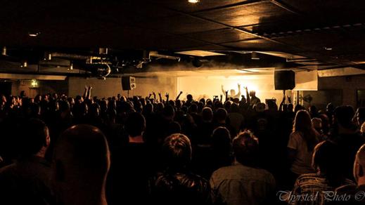 Bild för Konserter, 2016-03-17, Parken i Halmstad
