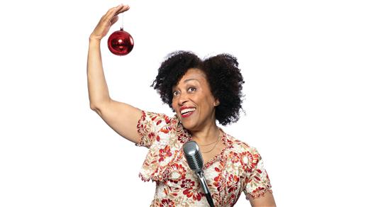 Bild för Jul-Sing-Along, 2020-12-18, Cafédukning Stora Scenen, Västerbottensteatern
