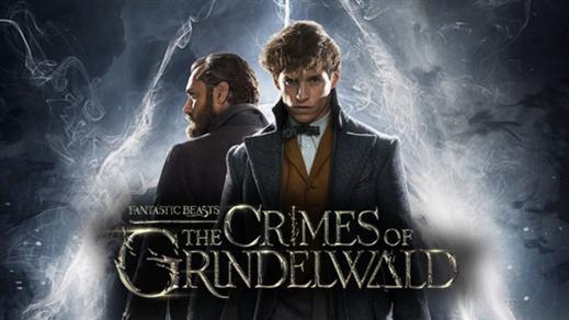 Bild för Fantastiska Vidunder: Grindelwalds Brott, 2018-11-14, Järpenbion