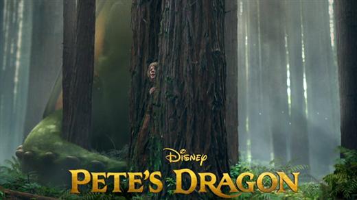 Bild för Peter och draken Elliott (Sv. tal), 2016-10-23, Bio Oskar