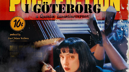 Bild för Pulp Fiction i Göteborg, 2019-11-30, Esperantoscenen fd Teater Uno