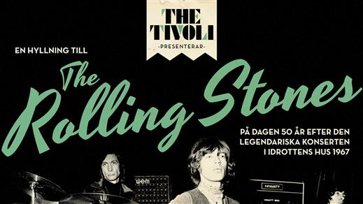 Bild för EN HYLLNING TILL ROLLING STONES, 2017-03-25, The Tivoli