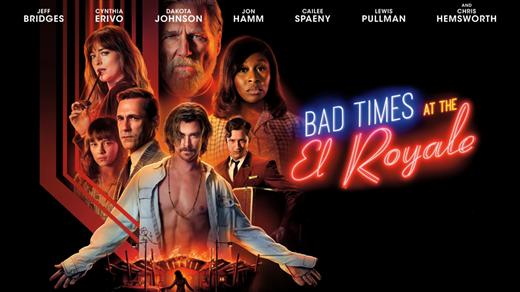 Bild för Bad Times at the El Royale, 2018-10-17, Järpenbion