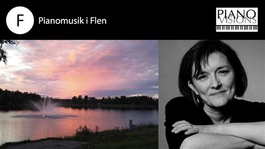Bild för Pianoafton med Tuija Hakkila, 2019-10-19, Församlingshemmet