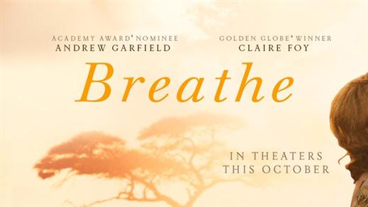 Bild för Eftermiddagsfilm:Breathe, 2018-02-28, Metropolbiografen