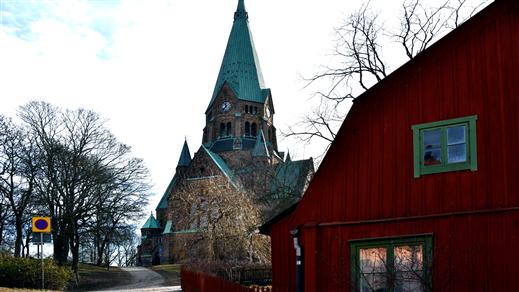 Bild för Otto Olsson: Te Deum, 2019-12-01, Sofia kyrka