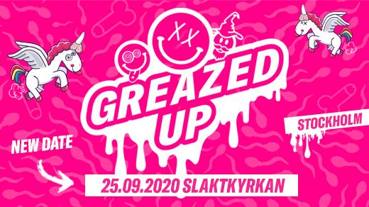 Bild för Deztination presents: GREAZED UP, 2020-09-25, Slaktkyrkan