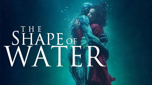 Bild för The Shape of Water (15 år), 2018-02-19, Biosalongen Folkets Hus