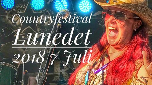 Bild för Countryfestival Lunedet, 2018-07-07, Lunedet Camping Cafe Restaurang