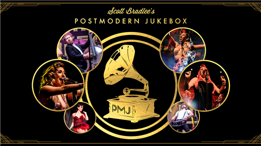 Bild för Postmodern Jukebox, 2019-03-27, Nalen Stora Salen St
