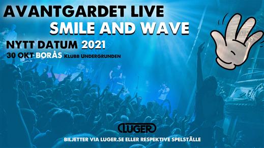 Bild för Avantgardet + Support Live på Klubb Undergrunden, 2021-10-30, Klubb Undergrunden