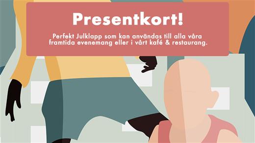 Bild för Presentkort, 2020-12-11, Ersboda Folkets Hus