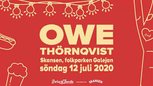 Bild för Owe Thörnqvist, 2020-07-12, Galejan, Skansen