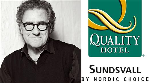 Bild för Quality Meet & Greet - Tommy Körberg, 2018-02-16, Quality Hotel Sundsvall