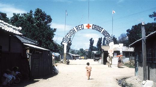 Bild för Film: Svenskarna i Koreakriget, 2021-11-23, Armémuseum