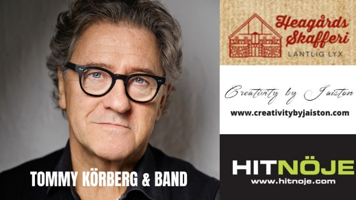 Bild för Tommy Körberg & Band - Heagårds Skafferi, 2019-07-10, Heagårds Skafferi