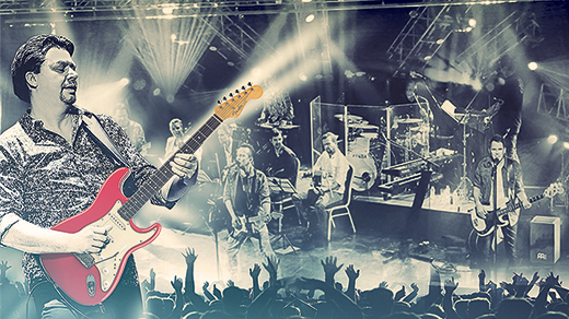 Bild för A Tribute to Dire Straits, 2018-04-27, Jönköpings Konserthus Elmia #2