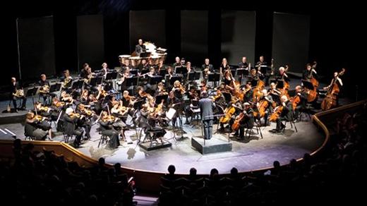 Bild för Malmö Operaorkester på turné, 2021-09-09, Landskrona Teater
