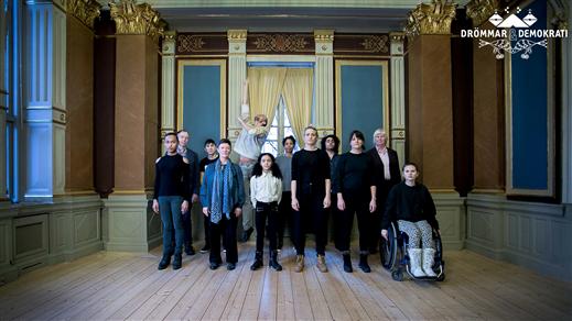 Bild för SAD Symphony 13/3, 2018-03-13, Folkteatern i Gävleborg
