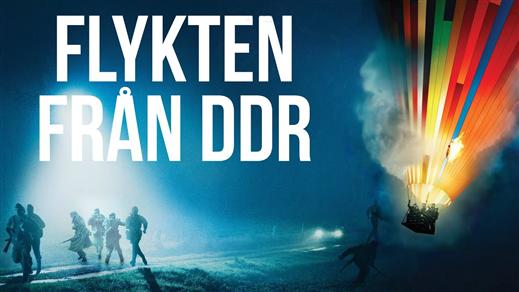 Bild för Flykten från DDR, 2019-12-12, Emmaboda Folkets Hus