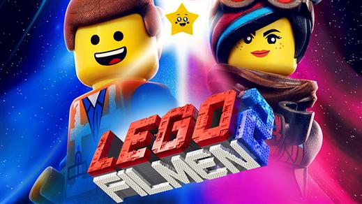 Bild för LEGO® FILMEN 2, 13:00, 2019-03-01, Estrad