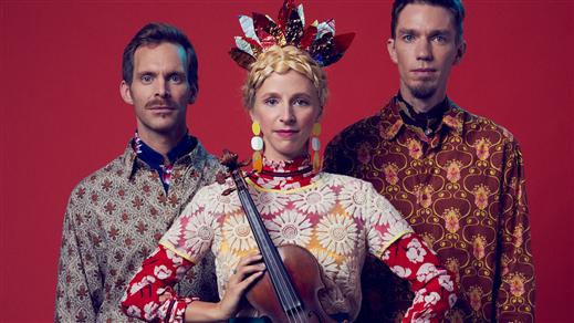 Bild för Konsert på Tonsalen - Lena Jonsson Trio, 2019-03-08, Teater Sláva, Tonsalen