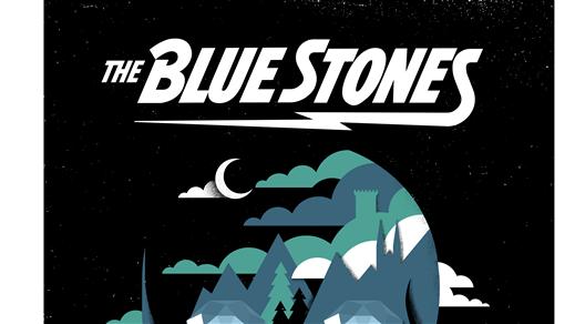 Bild för The Blue Stones (CAN) + Supertuesday, 2019-11-02, Folk Å Rock