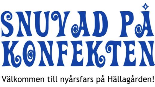 Bild för Teater Inferno: Snuvad på konfekten lör 5/1 kl 14, 2019-01-05, Hällagården